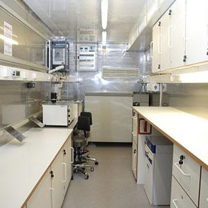 Вагон дома лаборатории