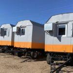 Жилые вагон дома ООО «Комтэк»