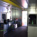 Вагон-дом инструментальная мастерская по индивидуальному заказу